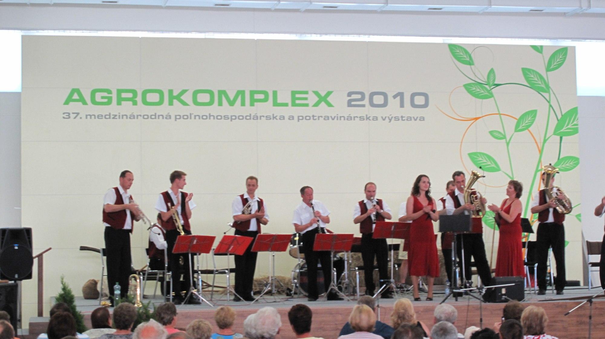 Agrokomplex Nitra – 2010