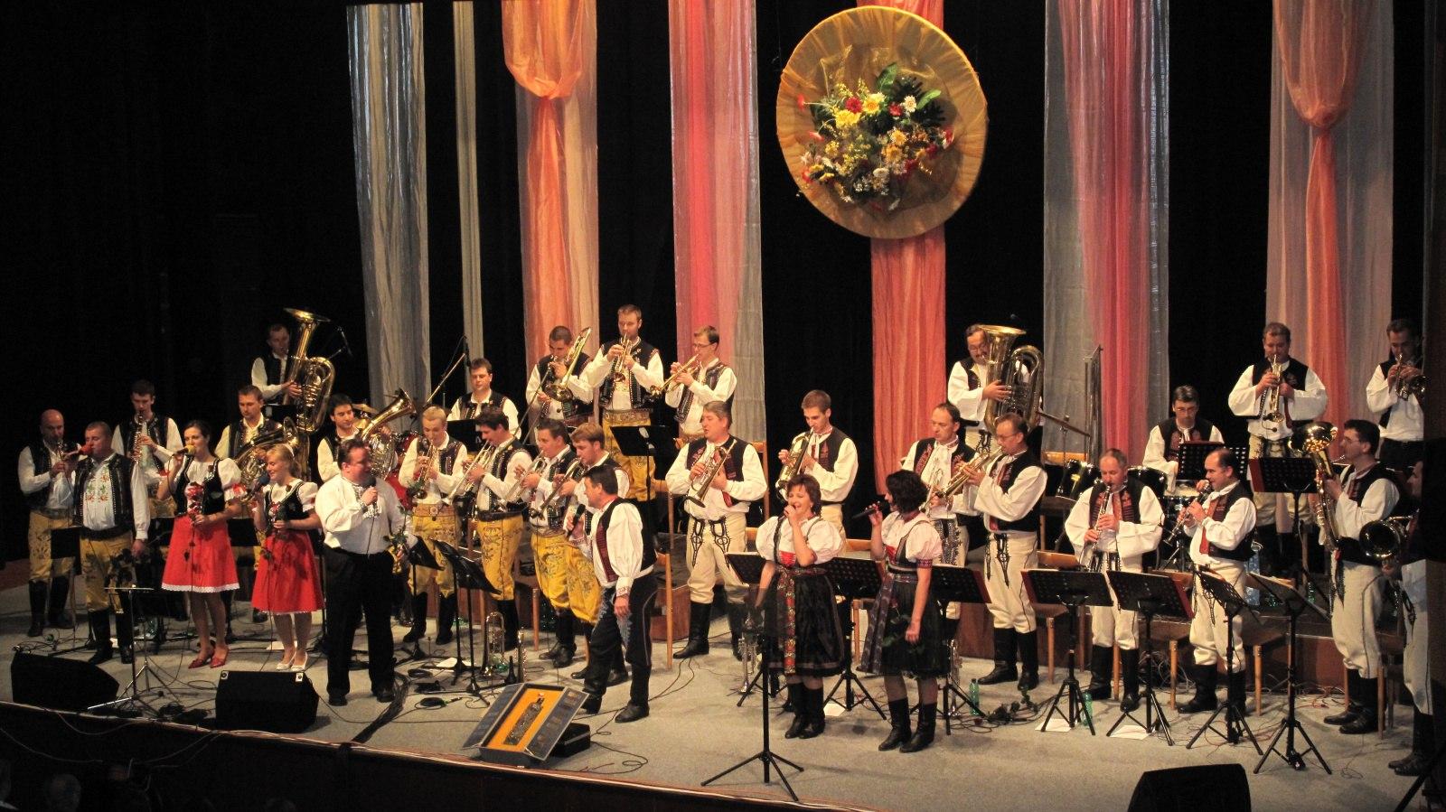 Koncert s DH Legrúti – Hodonín